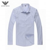 Chemise Armani Homme Blanc Manches Longue Magasins