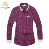 Chemise Burberry Femme Manches Longue Multicolor Magasin