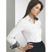 Chemise Burberry Femme Manches Longue unies Europe
