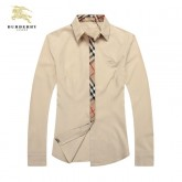 Chemise Burberry Femme Manches Longue unies Magasin Lille
