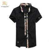Chemise Burberry Femme Manches Courtes unies Outlet France