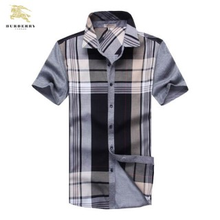 Chemise Burberry Homme Manches Courtes Magasin D Usine
