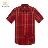 Chemise Burberry Homme Manches Courtes Pas Cher France