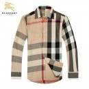 Chemise Burberry Homme Manches Longue Soldes