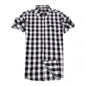 Chemise Burberry Homme Manches Courtes Soldes