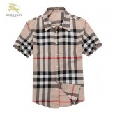 Chemise Burberry Homme Manches Courtes Noir Europe