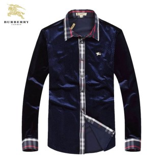 Chemise Burberry Homme Manches Longue Multicolor Magasin Lille