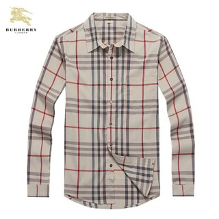 Chemise Burberry Homme Multicolor Manches Longue Magasins