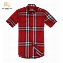 Chemise Burberry Homme Manches Courtes Moins Cher