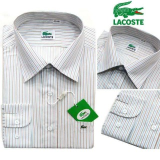 Chemise Lacoste Homme Manches Longue Magasin