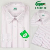 Chemise Lacoste Homme Manches Longue rayees Pas CheRe