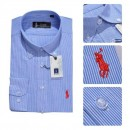 Chemise Polo Ralph Lauren Homme rayees Manches Longue Acheter