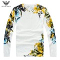 Pull Armani Homme Blanc Manches Longue Magasins