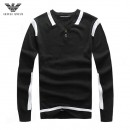 Pull Armani Homme Noir Pures Couleurs Magasin Lille