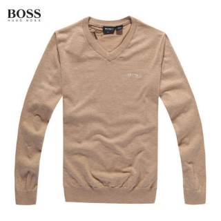 Pull Boss Homme Pures Couleurs Col V Magasin Lille