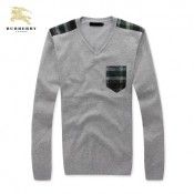 Pull Burberry Homme Gris Magasin Usine