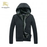 Gilet en Velours Burberry Homme Pures Couleurs Destockage