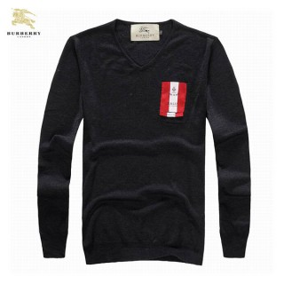 Pull Burberry Homme Manches Longue Achat Pas Cher