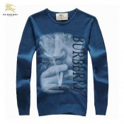 Pull Burberry Homme Logos Manches Longue Magasin France