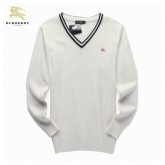Pull Burberry Homme Manches Longue Blanc Boutique Lille