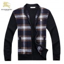 2015 Gilet Burberry Homme Rayures Site Pas Cher