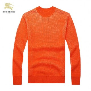 Pull Burberry Homme Orange Outlet Online