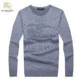 Pull Burberry Homme Pures Couleurs Outlet