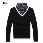 Pull D et G Homme Manches Longue Europe