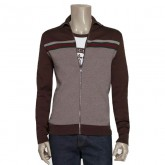 Gilet Gucci Homme Multicolor Marron Manches Longue Paris