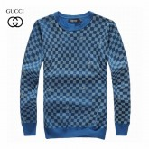 Pull Gucci Homme Bleu Multicolor Magasin D Usine
