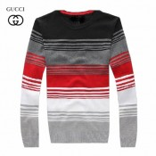 Pull Gucci Homme Col rond Multicolor Outlet France