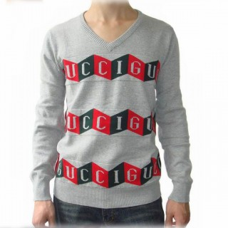 Pull Gucci Homme Gris Prix