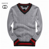 Pull Gucci Homme Manches Longue Gris Magasins