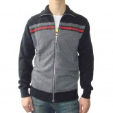 Gilet Gucci Homme Manches Longue Col Polo France Pas Cher