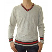 Pull Gucci Homme Col V Pures Couleurs Boutique Lille