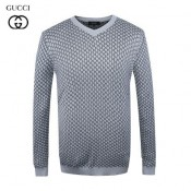 Pull Gucci Homme Gris Manches Longue Solde