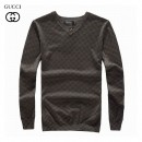 Pull Gucci Homme Manches Longue Col V Site Pas Cher