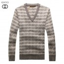 Pull Gucci Homme Marron Manches Longue Pas Chers