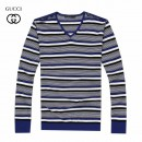 Pull Gucci Homme Multicolor Col V France Pas Cher