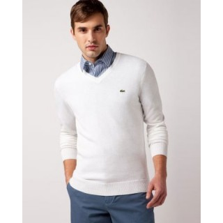 2017 Pull Lacoste Homme Col V Manches Longue Europe