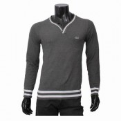 Pull Lacoste Homme Pures Couleurs Manches Longue Magasin France