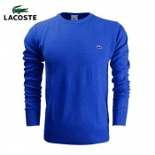 Pull Lacoste Homme Col rond Manches Longue Solde