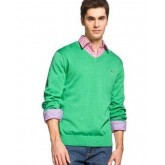 Pull Lacoste Homme Pures Couleurs Col V Magasin Paris