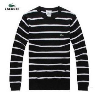 Pull Lacoste Homme Col rond Multicolor France