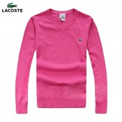 Pull Lacoste Homme Rose Pures Couleurs Magasin D Usine