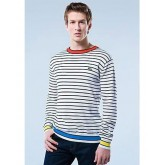 Pull Lacoste Homme Col rond Manches Longue Noir Solde