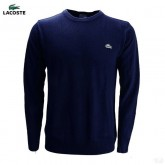 Pull Lacoste Homme Col rond Pures Couleurs Solde Pas Cher