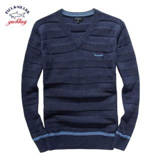 Pull Paul et Shark Homme Pures Couleurs Outlet Online