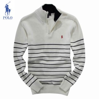 2012 Pull Polo Homme Rayures Manches Longue En Solde