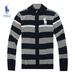 2017 Gilet Polo Homme Rayures Nouvelle Collection